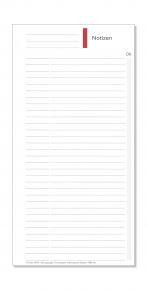 Compact Formblatt Notizen