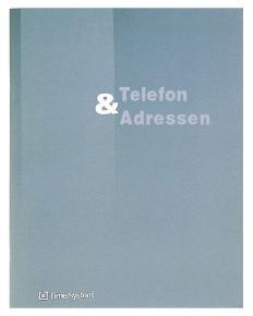 Panorama Telefon- und Adressbuch (integrierbar)