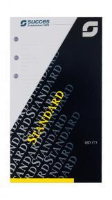 Kalendarium Standard 2020 Tagesplanung, 4-sprachig, creme