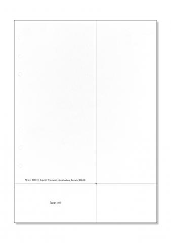 Compact Laser-Papier Portrait, A5 perforiert
