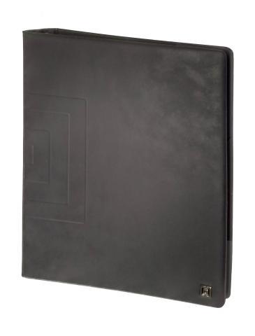 A5 Kunststoffringbuch ohne Druckbleistifthalterung