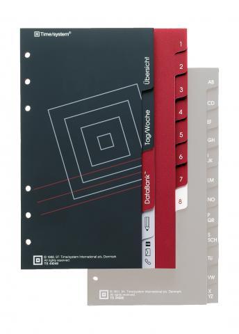 Compact  Hauptregister,  13 teilig