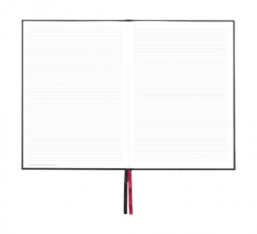 time-system-notizbuch-liniertes-papier