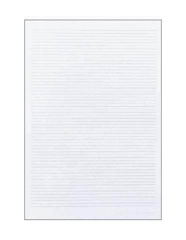 A4 Notizblock für Time/system Konferenzmappe, liniert