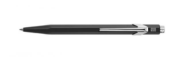Metall-Kugelschreiber (schwarz)