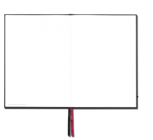 Notizbuch Blanko Papier